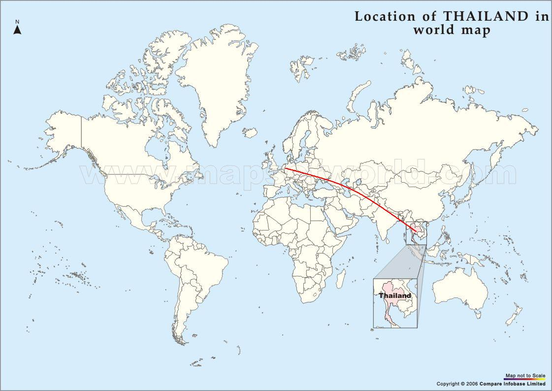 thailand-worldmap